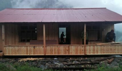 Casa para Kartho y su familia – Finalizado